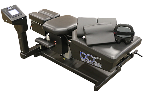 DOC Spinal Decompression Table